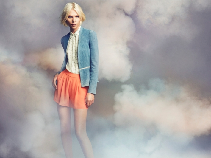 Aline Weber by Alexi Lubomirski - Rebecca Taylor Summer 2013 1a